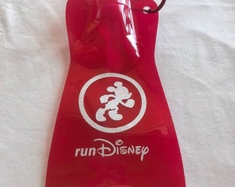 super sale Run Disney Collapsible pouches/Water bottles/Running/Fish Extender Gifts/ Fe Gifts/Castaway Challenge/Running Gifts/Runners