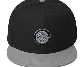 Cake Man (Raider Face) Snapback Hat