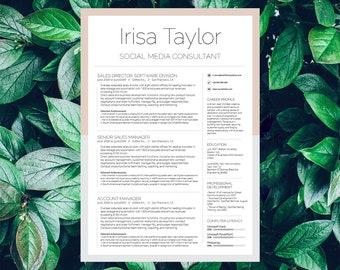 Savage Resume Template Irisa