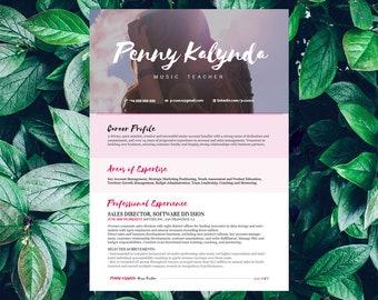 Savage Resume Template Kalynda