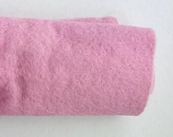 Baby Pink felt squares.
