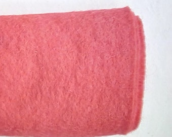 Red felt squares 2 sizes available