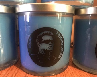Odor Terminator Candle