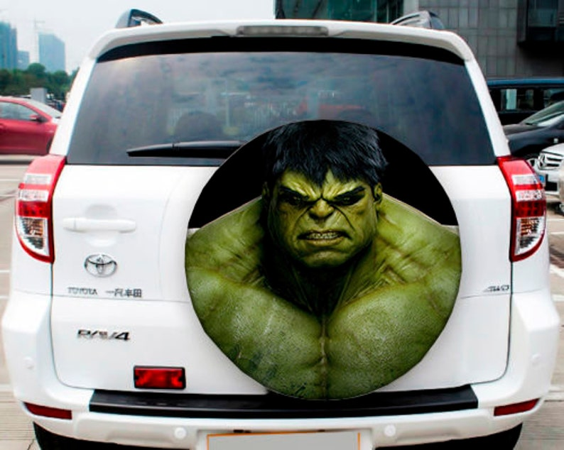 Car & Truck Graphics Decals Hulk Car Decal Auto Parts and Vehicles