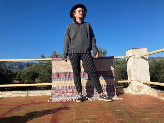 NAPAPIJRI Vintage Knitted 1/4 Zip, NAPAPIJRI Sweat