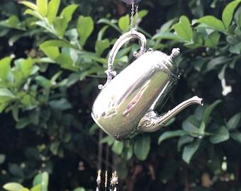 Tea Pot Wind  Chime