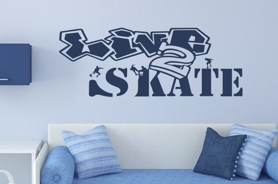 Skateboard Extreme Sport Car Decal Vinyl Sticker For Bumper Or Window Or Panel