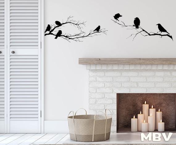 Birds On A Branch Wall Decor from i.etsystatic.com