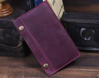 Travel Wallet Passport Holder Minimalist Wallet Mens Leather Wallet Leather Wallet Woman Mens Wallet Slim Womens Wallet Purse Mens Wallet