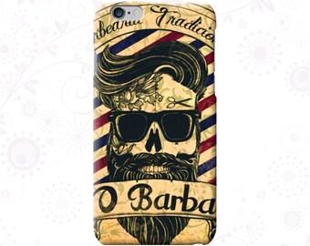 coque iphone 8 barbier