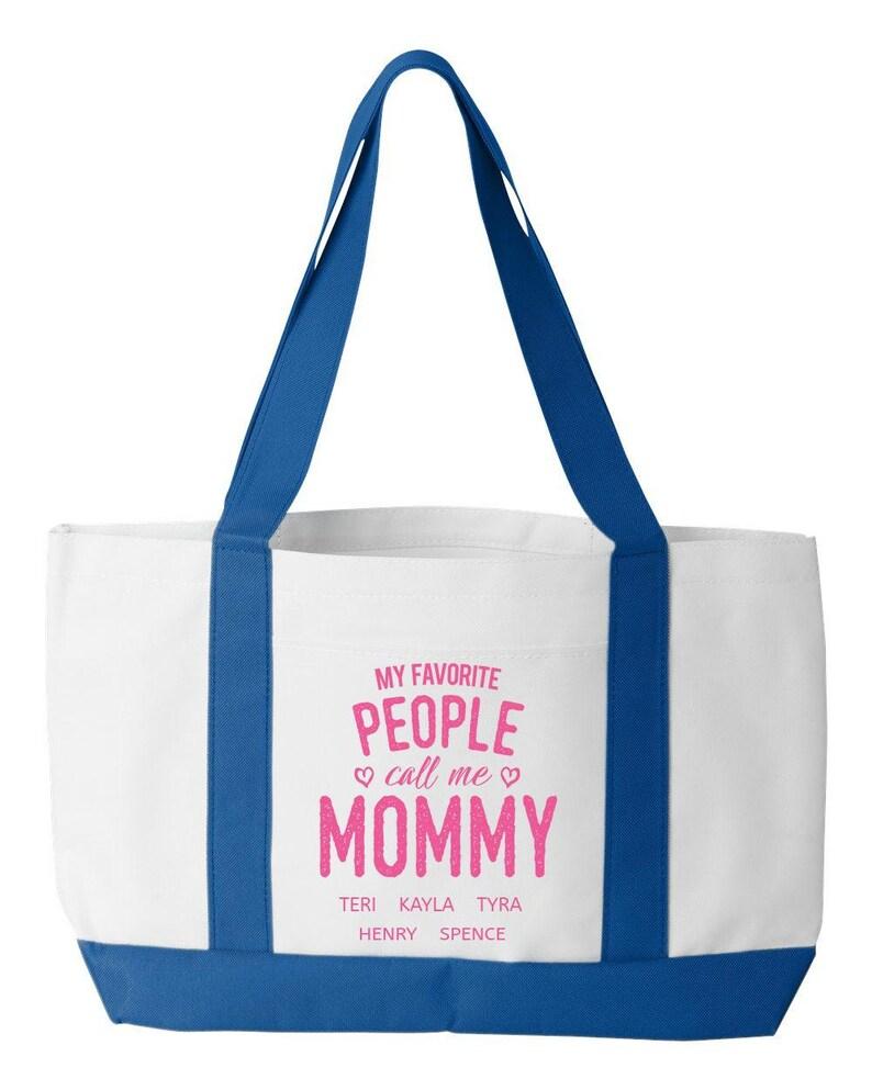 Favorite People Tote Bag