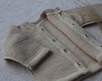 7a32dd43c3a7 Wool baby sweater
