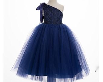 b0db48854 Navy toddler dress