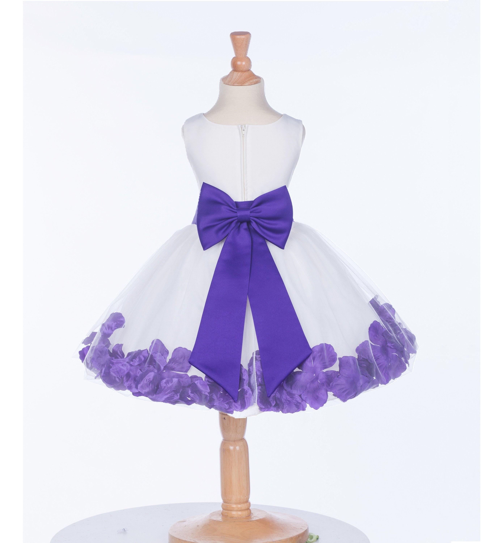 78e791f11e9 Cadburys Purple Flower Girl Dresses - Data Dynamic AG