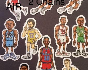 Pick 7 Stickers