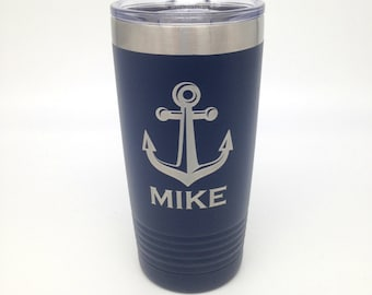 Wedding Cups Shower Cup Anchor Cup Frosted Plastic Cup It/'s a Shore Thing Cup Nautical Wedding 1189 North Carolina Personalized Cup