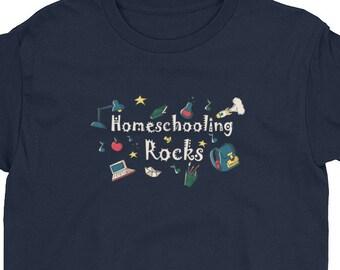 Homeschooling T-shirt for Kids