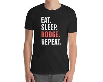 1b6bd8e8de Funny Dodgeball T-Shirt (Unisex) - Gift For Dodgeball Players
