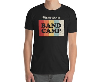 This Time - Retro Vintage Marching Band Camp T-Shirt