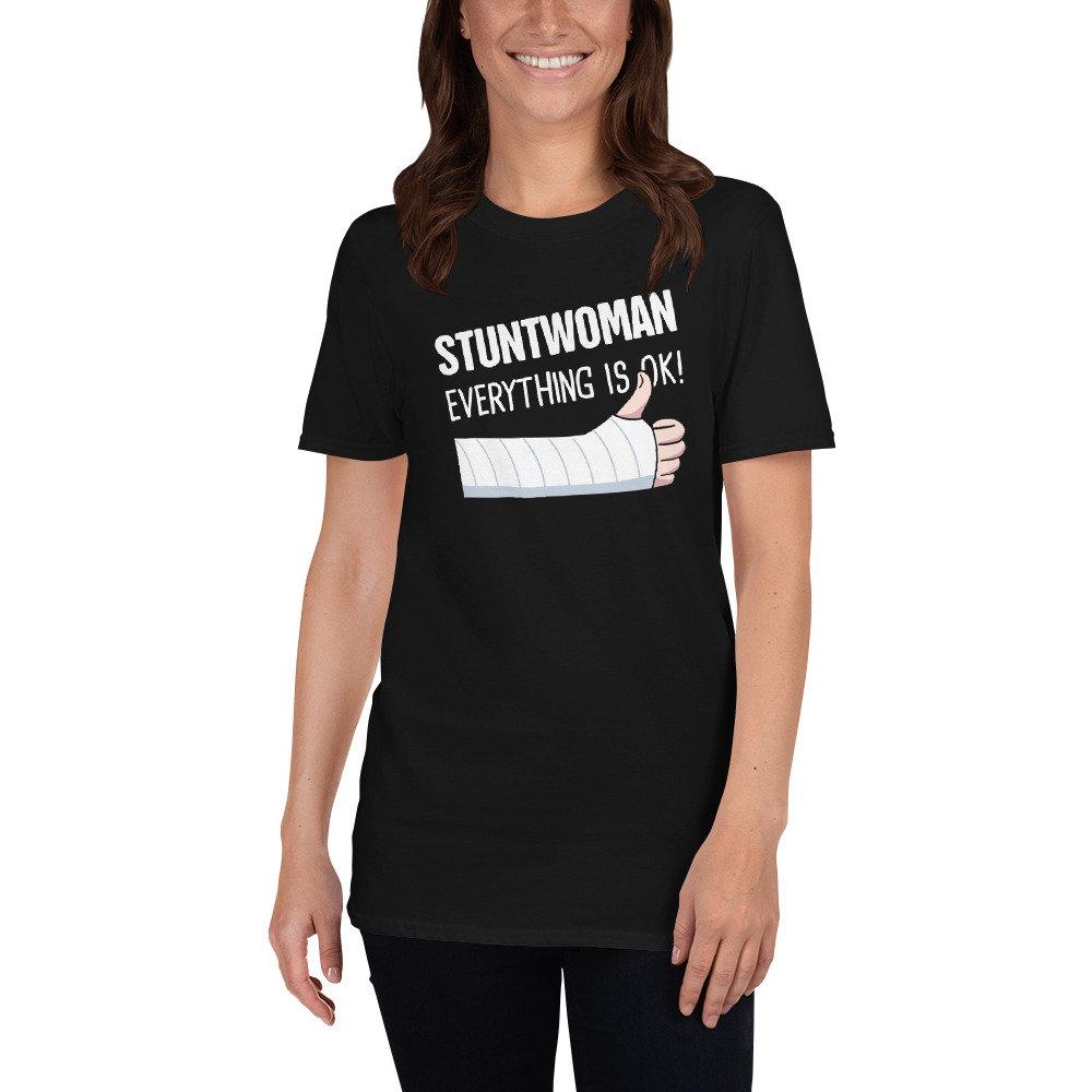 Recovery Cast Hospital Gift Tee Broken Arm Gift Recovery Shirt Broken Arm Broken Arm Shirt I Do My Own Stunts Shirt
