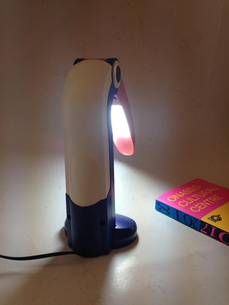 1204c5cbce9c Toucan Lamp Huang lamp Pelican Lamp Pop Art Lamp Desk
