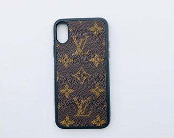 407fe58f7f0f IPhone XR 6 7 8 Plus XS Max case w  Louis Vuitton canvas