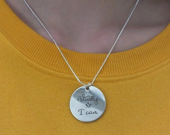 Mental Health Recovery Necklaces- Different Charms Available