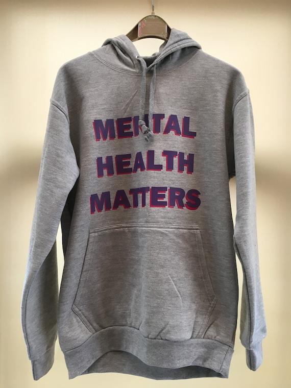 Survivor Mental Health Sweatshirt Motivational Awareness Hoodie