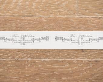 Kirkbride By Design - White Mini