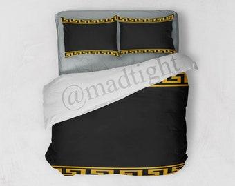 b6377b40 Versace bedding | Etsy