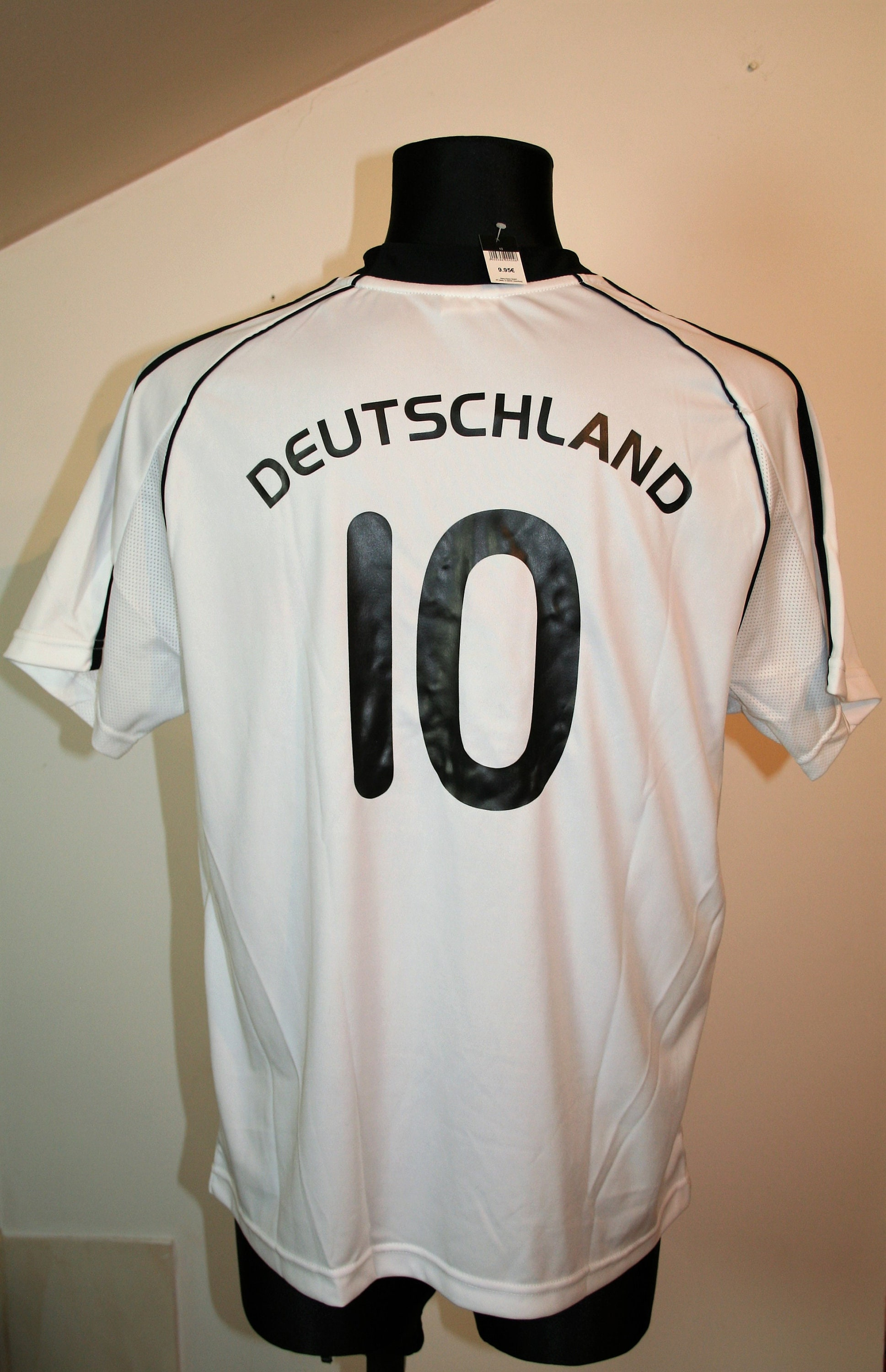 Football Shirt Germany Deutschland Size: M New Hoodie Tshirt
