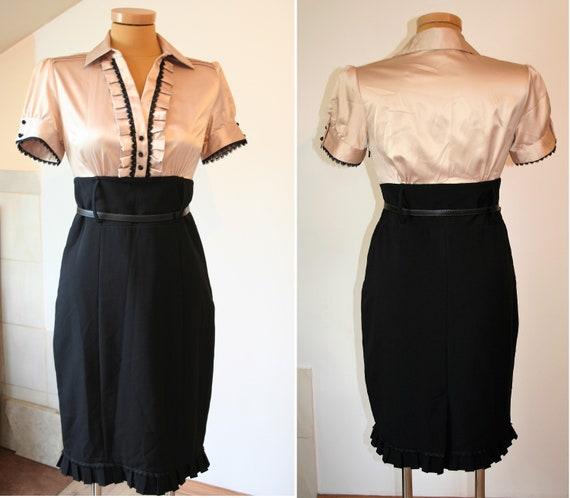 Dress * STAR by * Vintage/Size:  10