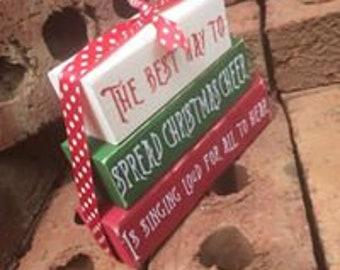 Christmas Cheer Blocks