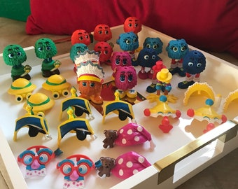 McDonalds Fry Guys Happy Meal Toys