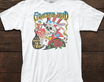 93f17f6eff4 Grateful Dead T-Shirt with Sayings