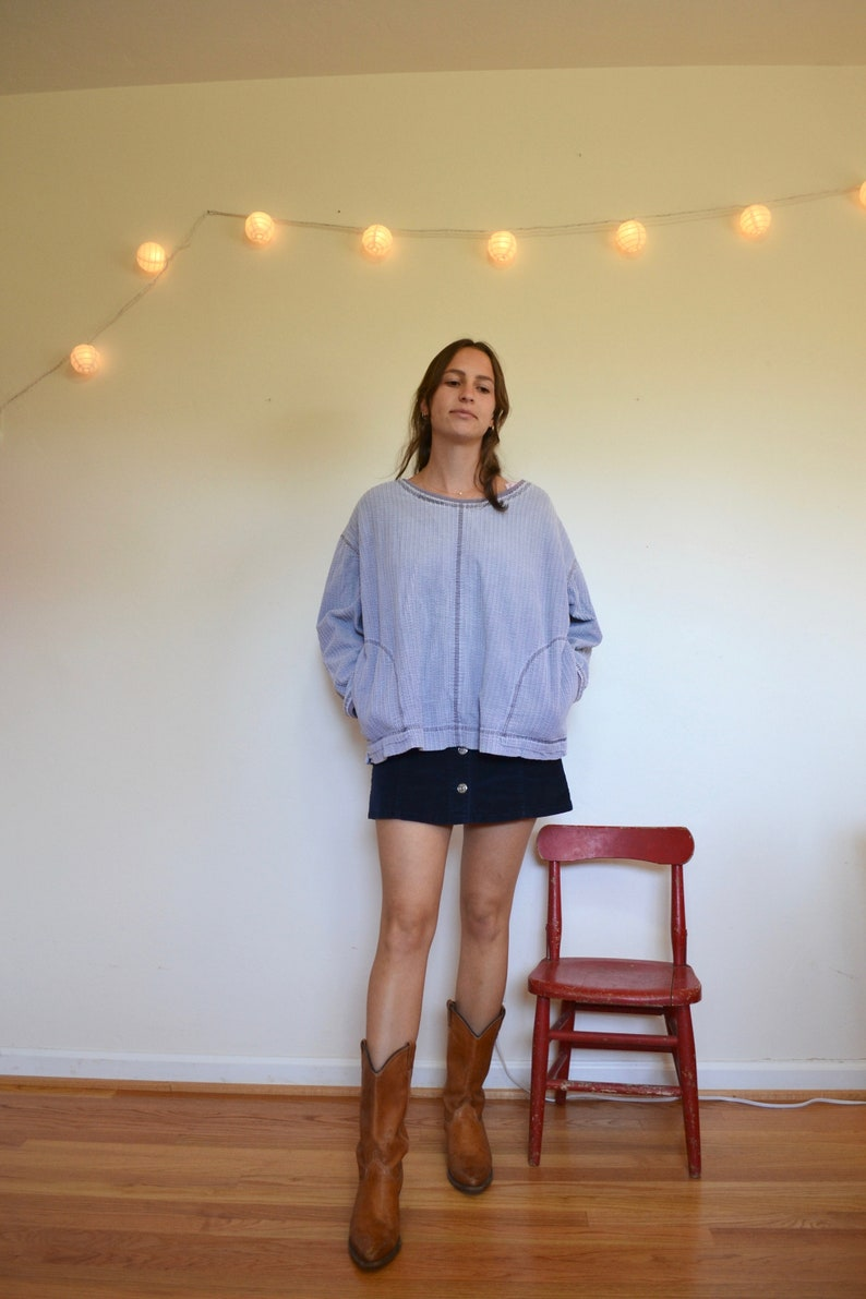 Jill Corduroy Pullover Vintage J