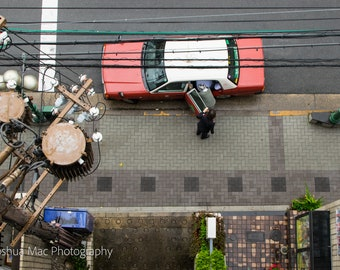 A quiet afternoon in Kyoto