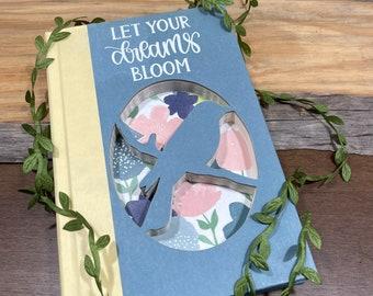 Bird Book Art,  Bird Lover Gift, Bird Nature Decor