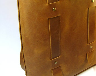 Crossbody bag, Handmade genuine leather bag,  Brown bag, shoulder bag, custom leather tote, crazy horse, leather bag for women, handmade bag