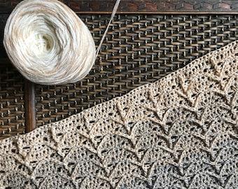 Touching Heaven Stitch Pattern - Digital Download PDF Versatile Crochet Stitch Pattern