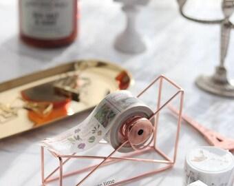 Rose Gold Tape Dispenser