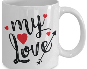 Love coffee mug for that special someone