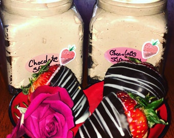 Chocolate Strawberry Aphrodisiac Butter