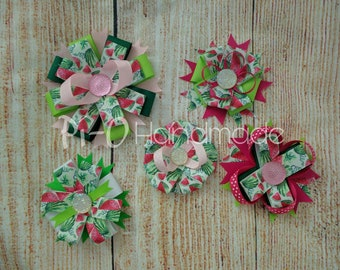 Watermelow hair accesories