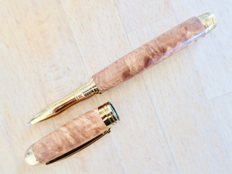 Mistral range of matching fountain pen ballpoint pen and mechanical pencil rollerball