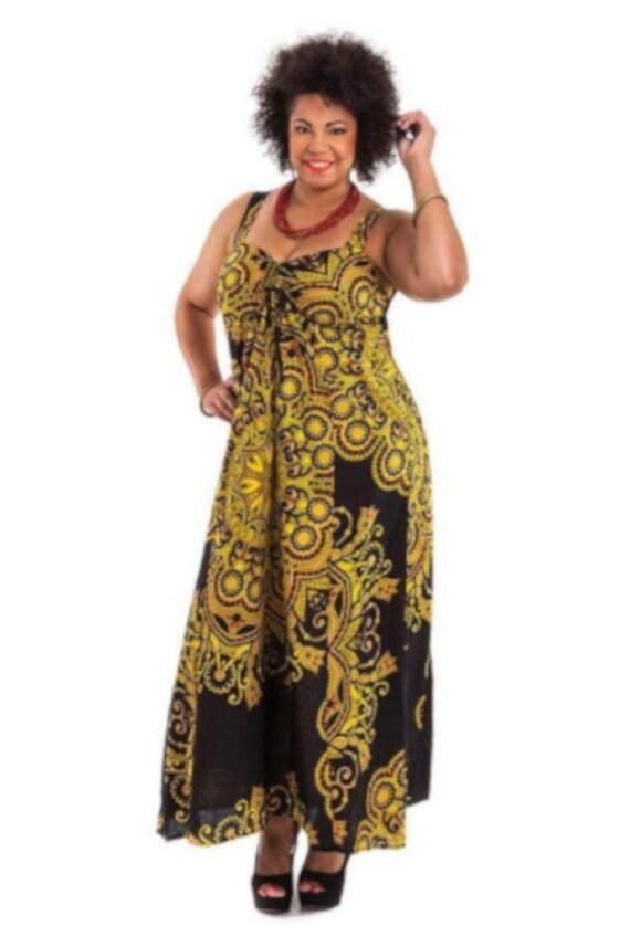 Plus size dress summer dress midi dress boho dress beach dress gypsy dress bohemian dress hippie dress boho clothing ethnic