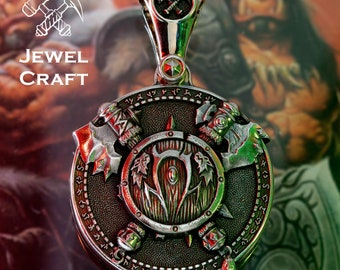 Orc necklace   World of Warcraft