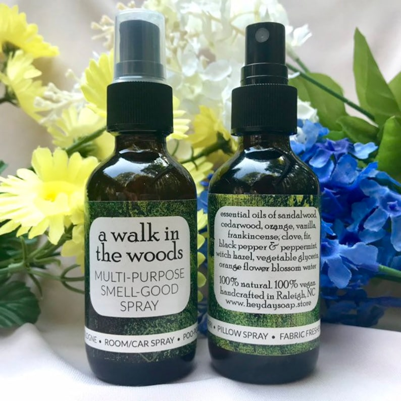 Multi-Purpose Smell Good Spray// A Walk in the Woods // image 0