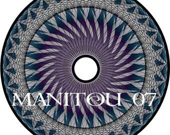 Color Mandala 10