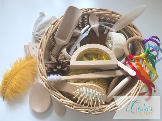 Carla's Treasure Basket